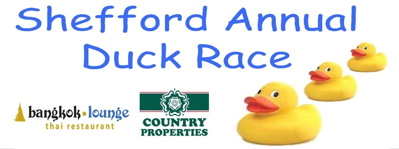 Shefford Annual Duck Race