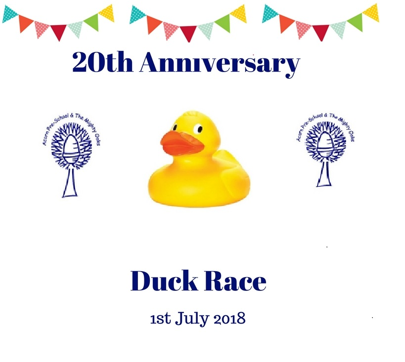 20th Anniversary Duck Race