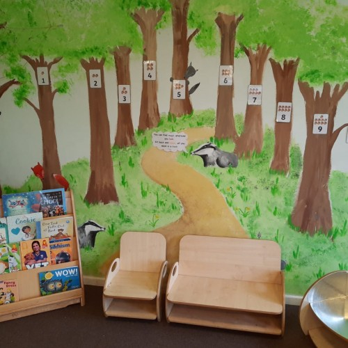 Our reading forest